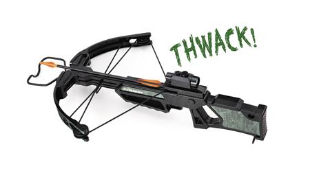 WALKING DEAD DARYLS CROSSBOW ROLE PLAY WEAPON (C: 1-1-0)