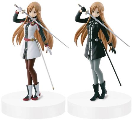SWORD ART ONLINE ORDINAL SCALE ASUNA SQ FIG INNER CS (C: 1-1