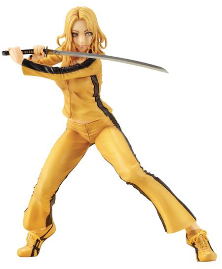 KILL BILL THE BRIDE BISHOUJO STATUE (C: 1-1-2)