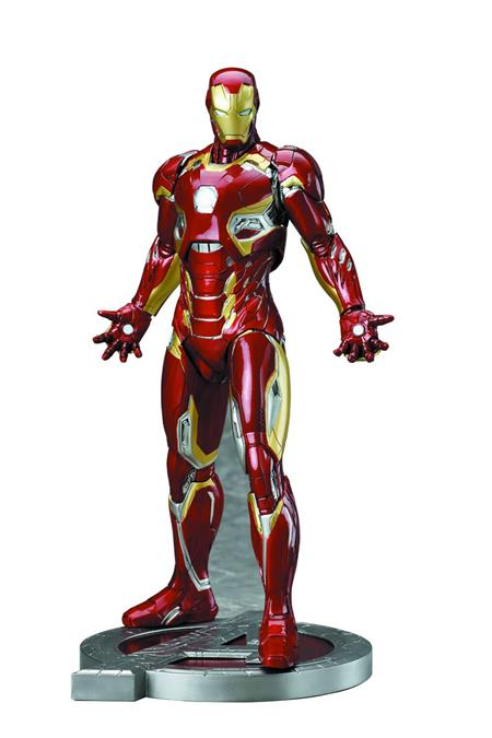 MARVEL IRON MAN MK 45 ARTFX STATUE (C: 1-1-2)