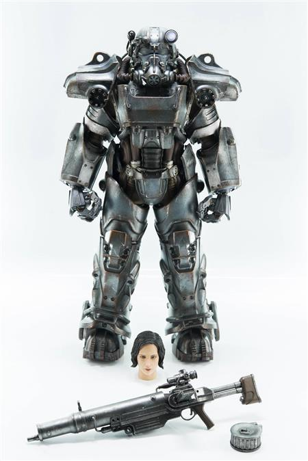FALLOUT 4 T-60 POWER ARMOR 1/6 SCALE FIG (C: 0-1-2)