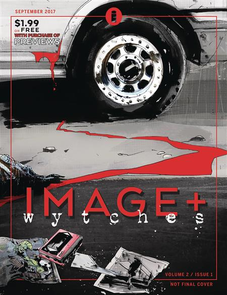 IMAGE PLUS #1 (WYTCHES THE BAD EGG PT 1) (Net)