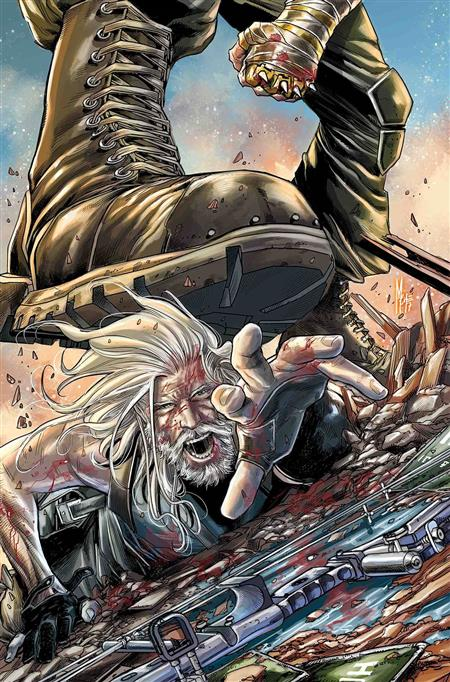 OLD MAN HAWKEYE #3 (OF 12) LEG
