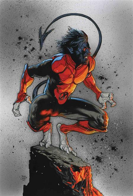 X-MEN RED #2 LEG WW