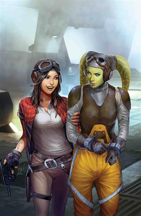 STAR WARS DOCTOR APHRA #18