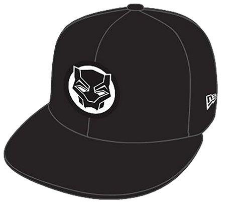 861d11345 Black Panther Circle Logo 9Fifty Snap Back Cap (C: 1-1-2) - Discount ...