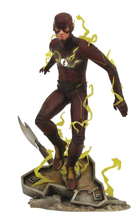 FLASH CW GALLERY PVC STATUE (C: 1-1-2)