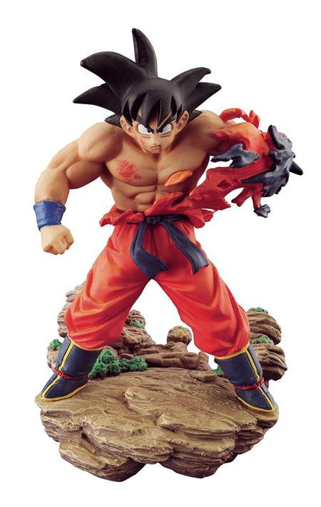 DRAGON BALL SUPER SON GOKU MEMORIAL 01 PVC STATUE (C: 1-1-2)