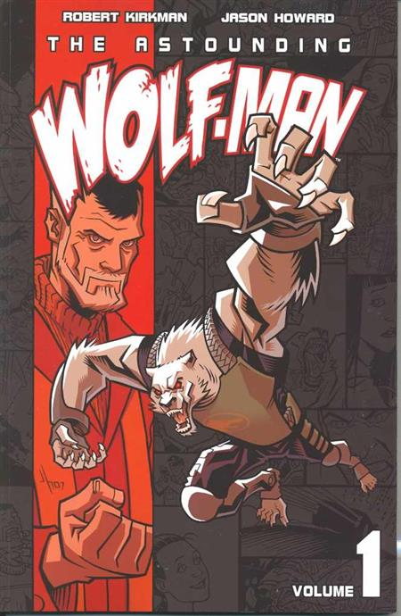 ASTOUNDING WOLF MAN TP VOL 01