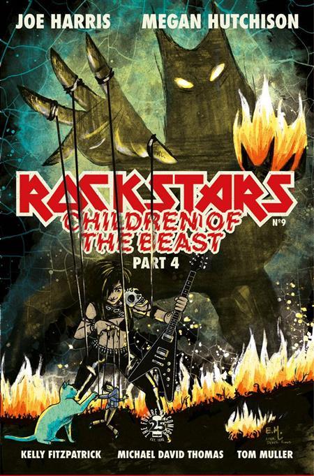 Rockstars #9 (MR) - Discount Comic Book Service