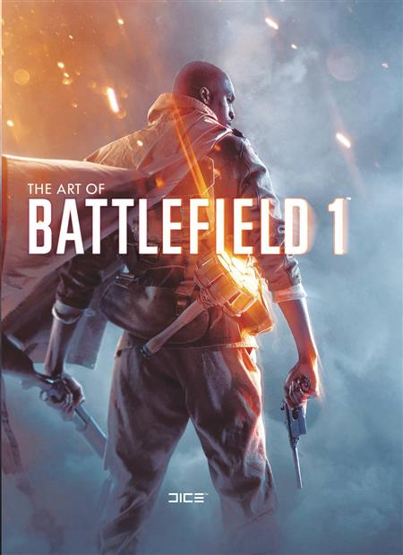 ART OF BATTLEFIELD 1 HC