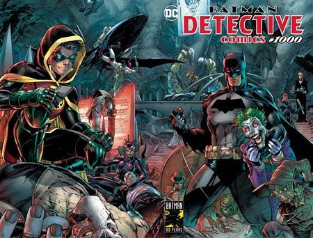 DETECTIVE COMICS #1000 (NOTE PRICE)