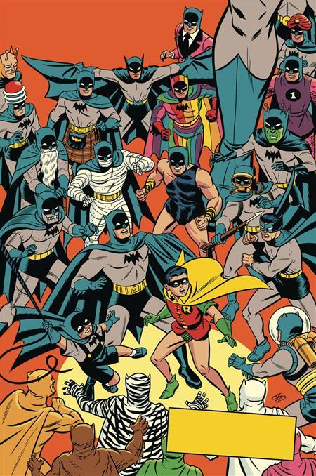 DETECTIVE COMICS #1000 1950S VAR ED (NOTE PRICE)