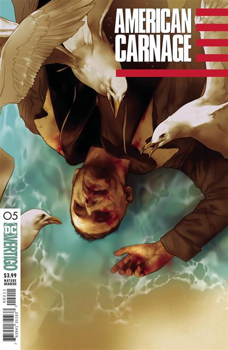 ***January 2019 DC Vertigo Bundle *** LIMIT 2 PER CUSTOMER*