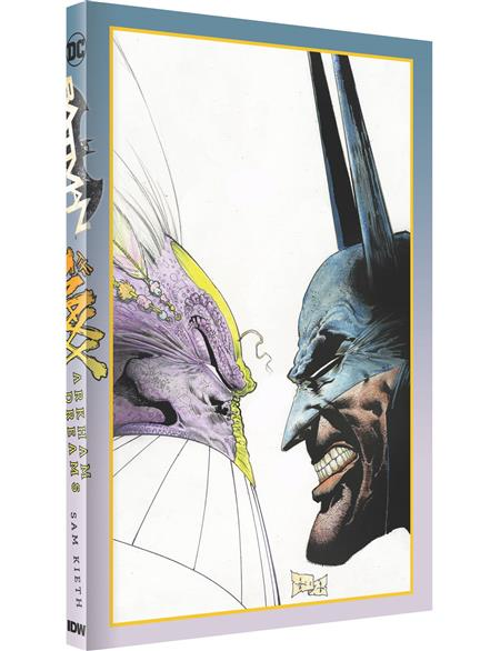 BATMAN THE MAXX ARKHAM DREAMS BOX SET (C: 0-1-2)