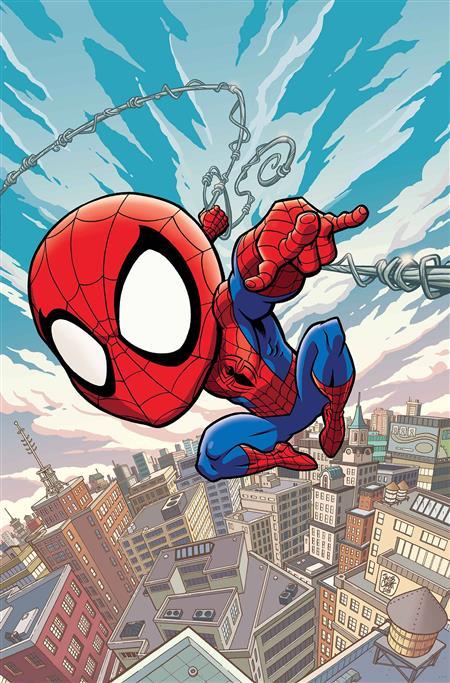 MSH ADVENTURES SPIDER-MAN SPIDER-SENSE OF ADVENTURE #1
