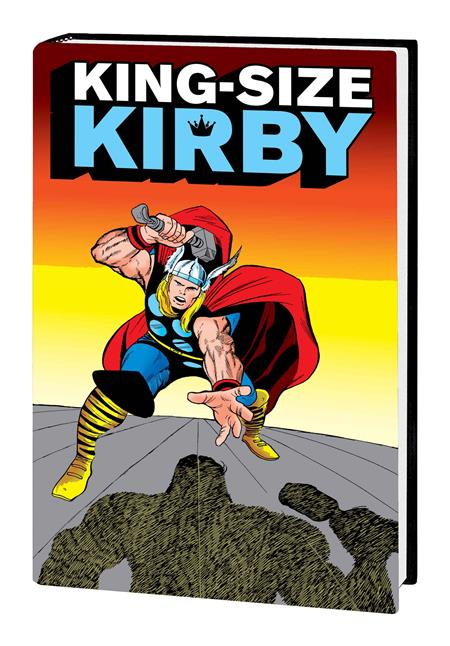 KIRBY IS MIGHTY KING SIZE HC