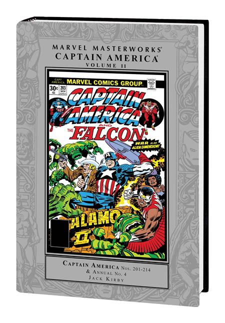 MMW CAPTAIN AMERICA HC VOL 11