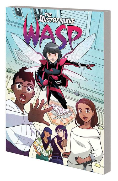 UNSTOPPABLE WASP TP UNLIMITED