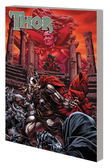 THOR BY GILLEN COMPLETE COLLECTION TP NEW PTG