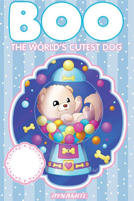 BOO WORLDS CUTEST DOG WALK IN THE PARK HC
