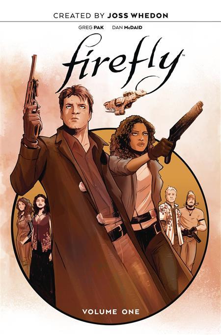 FIREFLY HC VOL 01 UNIFICATION WAR (C: 0-1-2)