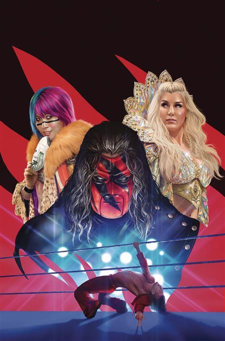 WWE WRESTLEMANIA 2019 SPECIAL #1 MAIN