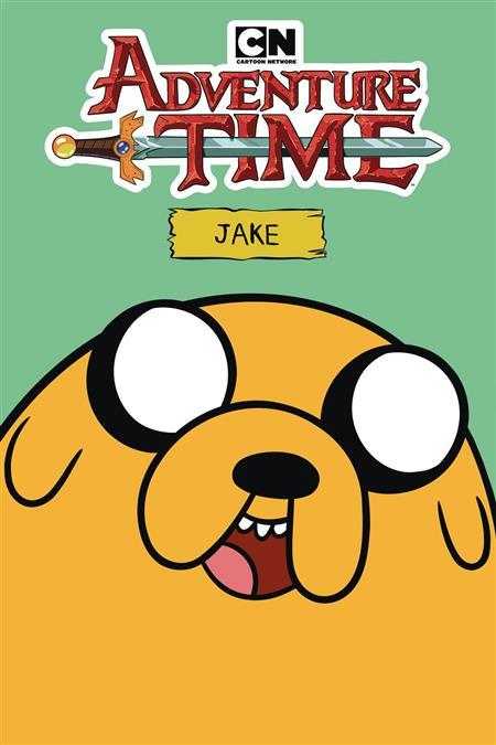 ADVENTURE TIME JAKE TP (C: 1-1-2)