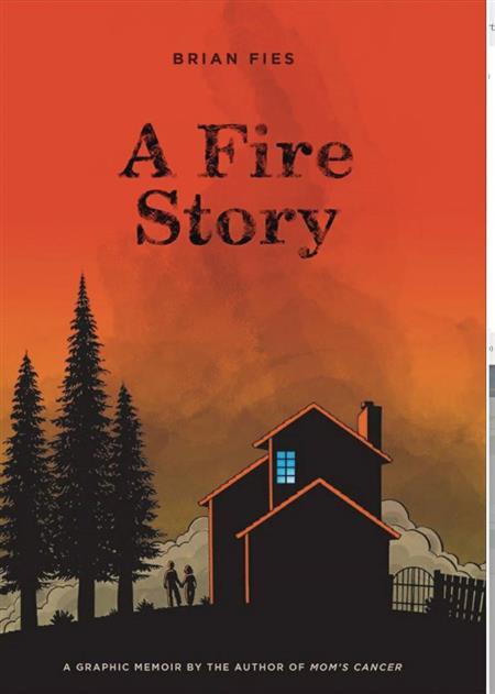 A FIRE STORY HC GN (C: 0-1-0)