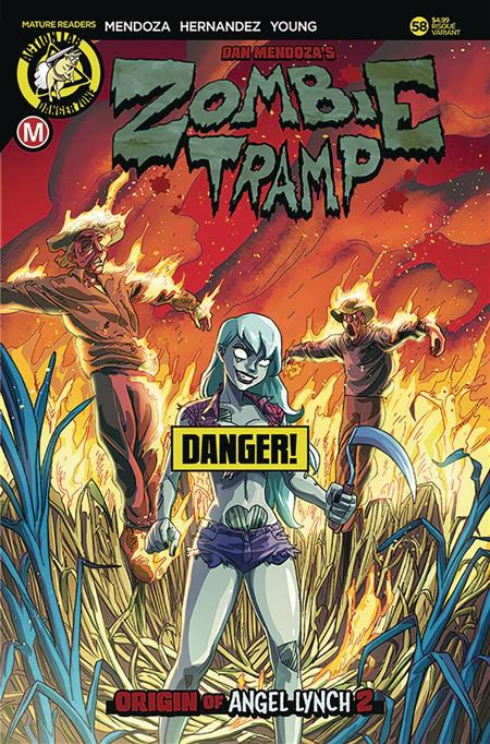 Zombie Tramp Ongoing 58 Cvr B Young Risque Mr Discount