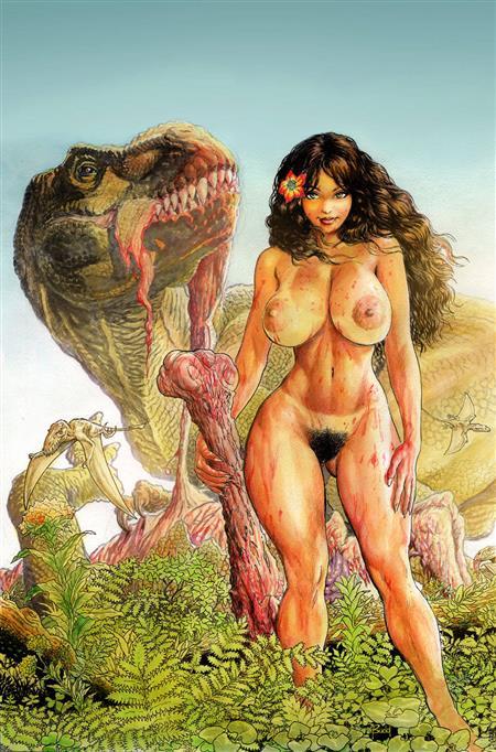 Black nude cave women Cavewoman Kabbits Club One Shot Cvr E Budd Root Ltd Nude Cov Discount Comic Book Service