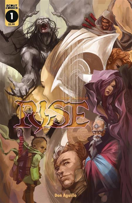RISE #1 CVR A