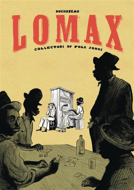 LOMAX COLLECTORS OF FOLK SONGS GN (C: 0-1-0)
