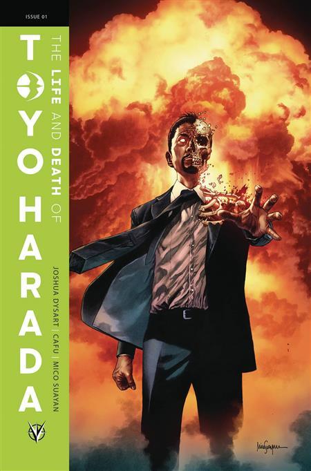 LIFE & DEATH OF TOYO HARADA #1 (OF 6) CVR A SUAYAN (Net)