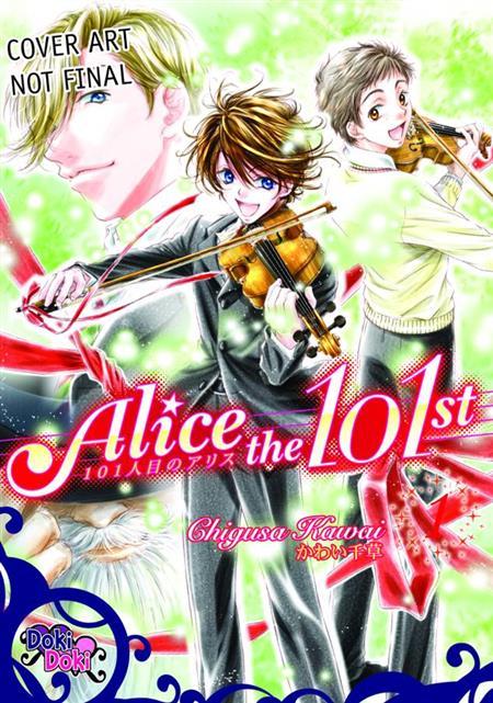 ALICE THE 101ST GN VOL 01 (C: 1-0-0)