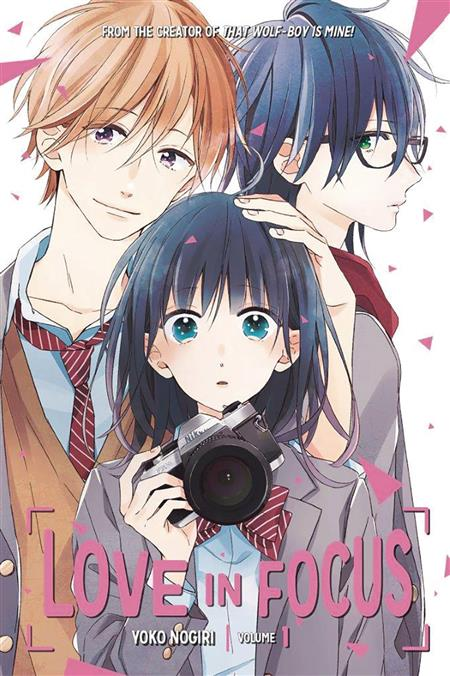 LOVE IN FOCUS GN VOL 01 (C: 1-1-0)