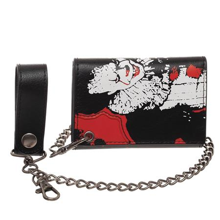 IT PENNYWISE CHAIN WALLET