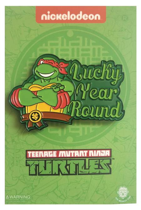 TMNT LUCKY YEAR ROUND RAPHAEL (C: 1-1-2)
