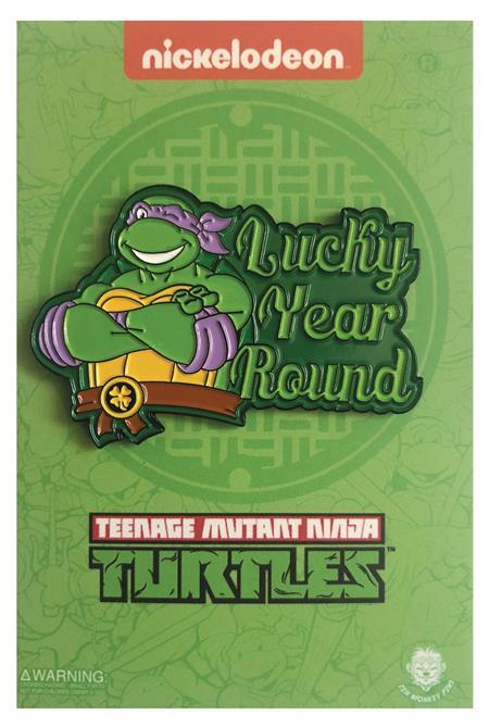 TMNT LUCKY YEAR ROUND DONATELLO (C: 1-1-2)