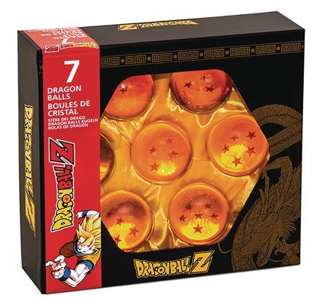 DRAGON BALL Z 7 DRAGON BALL REPLICA SET (C: 1-1-2)