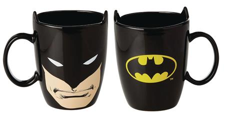 DC HEROES BATMAN SCULPTED MUG (C: 1-1-2)