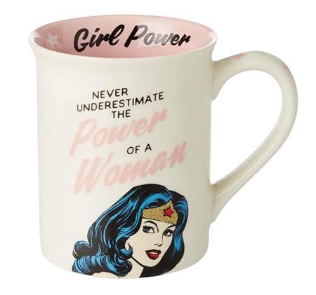 DC HEROES WONDER WOMAN GIRL POWER MUG (C: 1-1-2)