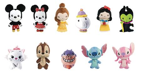 DISNEY PLUSH KEYRING 24 PC BMB DIS (C: 1-1-2)