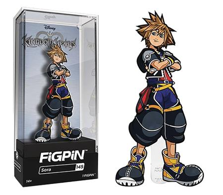 FIGPIN DISNEY KINGDOM HEARTS SORA PIN (C: 1-1-2)