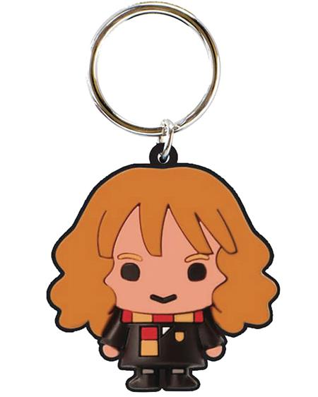 HARRY POTTER HERMIONE SOFT TOUCH PVC KEY RING (C: 1-1-2)