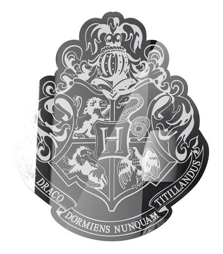 HARRY POTTER HOGWARTS CREST MIRROR (C: 0-1-2)