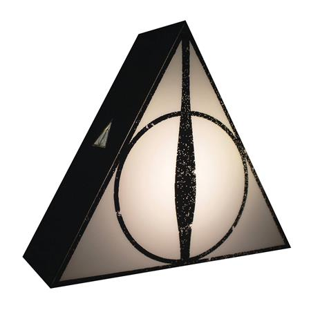 HARRY POTTER DEATHLY HALLOWS LIGHT (C: 0-1-2)