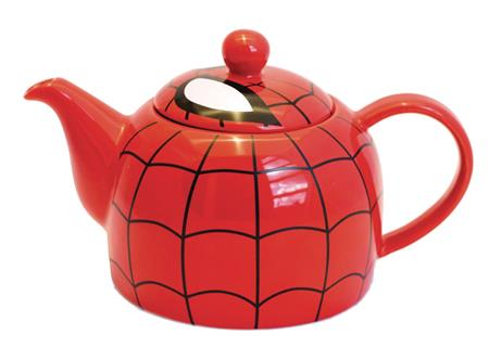 MARVEL I AM SPIDERMAN TEAPOT (C: 1-1-2)