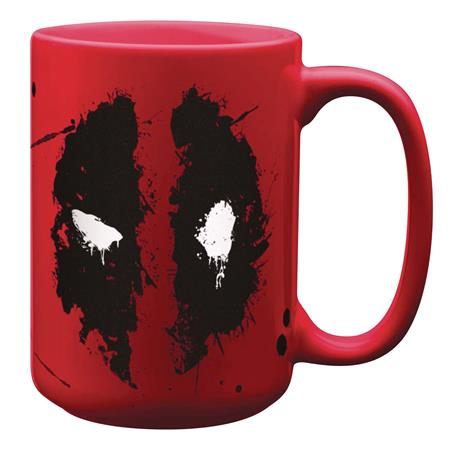 DEADPOOL RED MUG (C: 1-1-2)