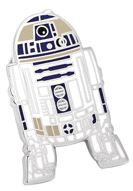 STAR WARS R2D2 LAPEL PIN (C: 1-1-2)
